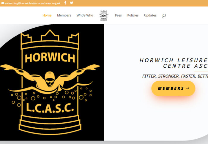 Horwich Swimming